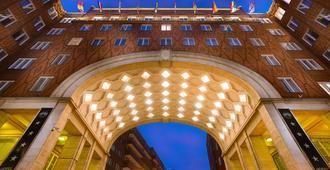 阿卡迪亚布达佩斯酒店 - 布达佩斯 - 建筑