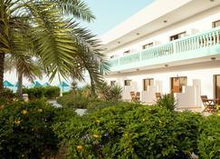 Bm海滩度假村 - 拉斯海玛 / 哈伊马角 - 建筑