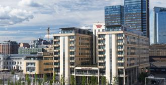 松恩会议酒店 - 奥斯陆 - 户外景观