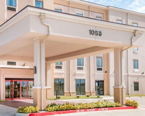 凯富套房酒店 - 圣马科斯 - 建筑