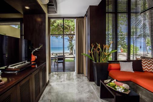 新星海滩度假村 - 苏梅岛 - 客厅