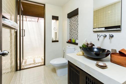 新星海滩度假村 - 苏梅岛 - 浴室