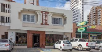 波萨达亚特兰帝卡酒店 - 若昂佩索阿 - 建筑
