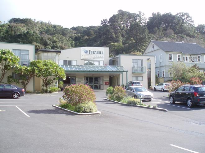 福恩山汽车旅馆 - 下哈特 - 建筑