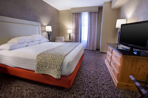 阿马里洛德鲁里酒店及套房 - 阿马里洛 - 睡房