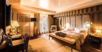 洛桑皇宫温泉酒店 - 洛桑 - 睡房
