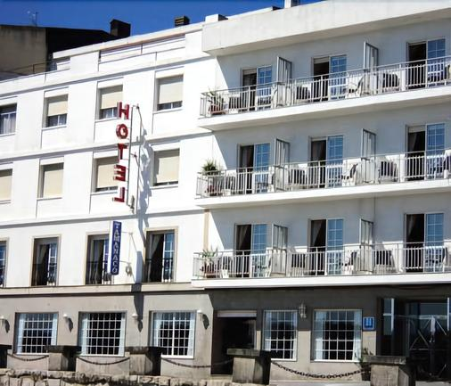 北方大道酒店 - 格罗韦 - 建筑