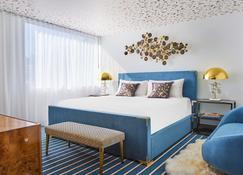 安达仕西好莱坞酒店 - 西好莱坞 - 睡房