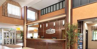 水晶套房酒店–盐湖城 - 盐湖城 - 柜台