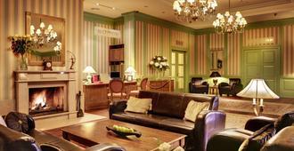 万豪精品酒店 - 布拉迪斯拉发 - 休息厅