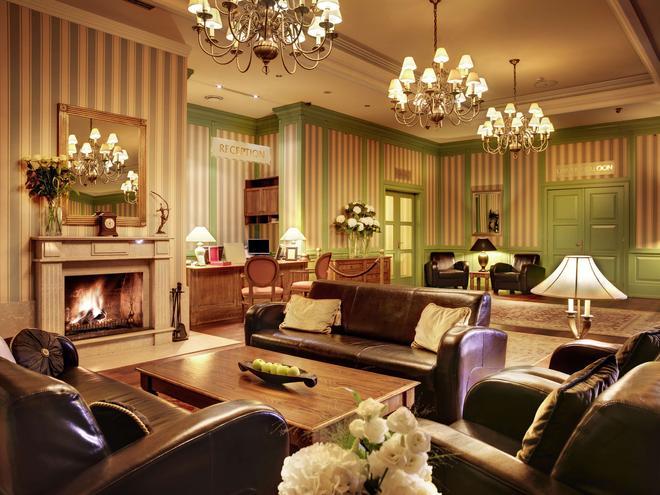 马洛精品酒店 - 布拉迪斯拉发 - 休息厅