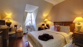 马洛精品酒店 - 布拉迪斯拉发 - 睡房