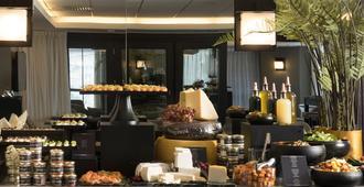 维塔尔酒店 - 商务精品酒店 - 特拉维夫 - 自助餐