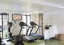 巴黎巴士底哥霍斯卡住宅酒店 - 巴黎 - 健身房