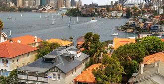 克雷蒙角曼诺尔酒店 - 悉尼 - 户外景观