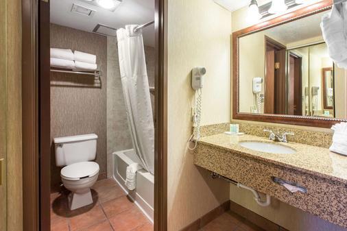 韦尔比弗河附近康福特茵酒店 - 埃文 - 浴室