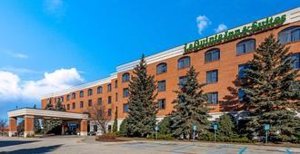 麦迪逊美国中心拉金塔旅馆及套房 - 麦迪逊 - 建筑
