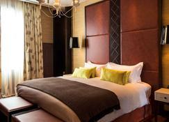 蒙得维的亚索菲特Spa酒店&卡拉斯科赌场 - 蒙得维的亚 - 睡房