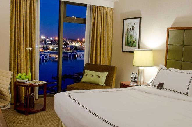 温哥华机场太平洋门户酒店 - 里士满 - 睡房