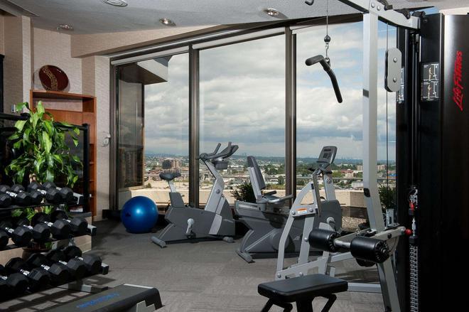 温哥华机场太平洋门户酒店 - 里士满 - 健身房