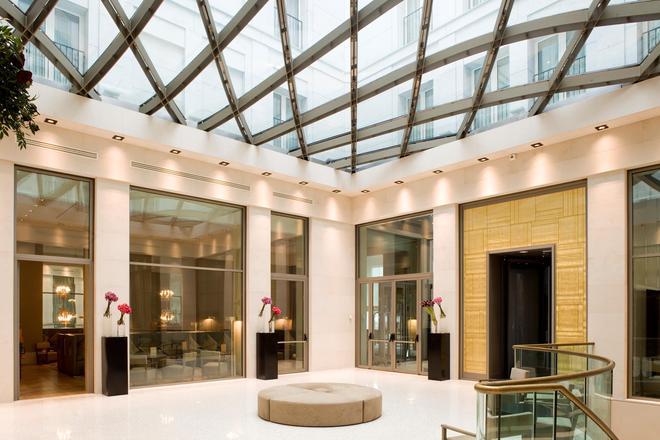 星际罗莎大酒店 - 米兰 - 建筑