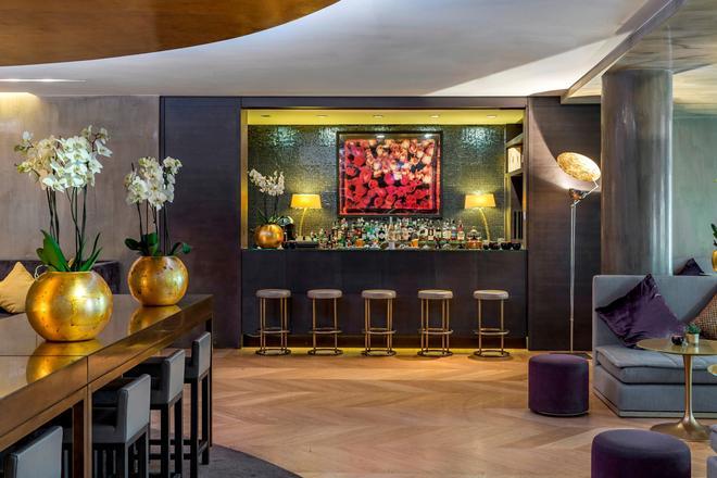 星际罗莎大酒店 - 米兰 - 酒吧
