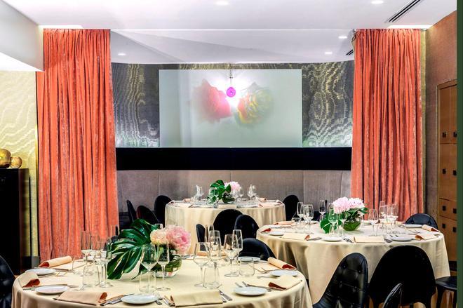 星际罗莎大酒店 - 米兰 - 宴会厅