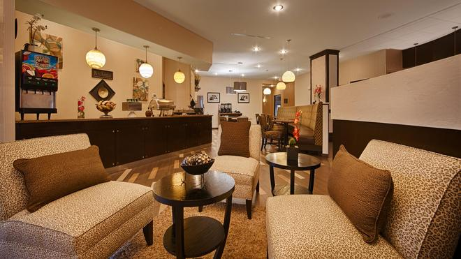 西佳plus阿特里亚机场套房酒店 - 平原镇 - 大厅