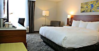 丹佛中央广场华美达酒店 - 丹佛 - 睡房
