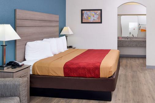 伊克诺套房宾馆 - Port Arthur - 睡房