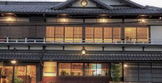 萨瓦雅屋总店旅馆 - 京都 - 建筑