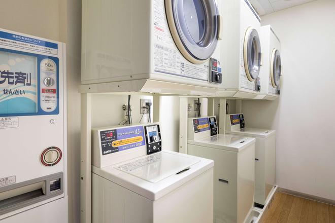东京冬日本桥舒适酒店 - 东京 - 洗衣设备