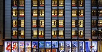 基尼拉多巴塞罗那旅馆 - 巴塞罗那 - 建筑