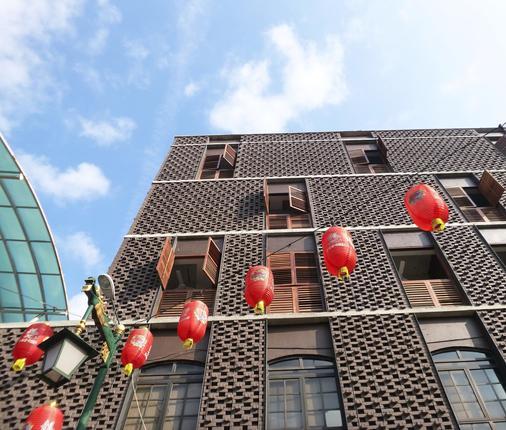 灯笼酒店 - 吉隆坡 - 建筑