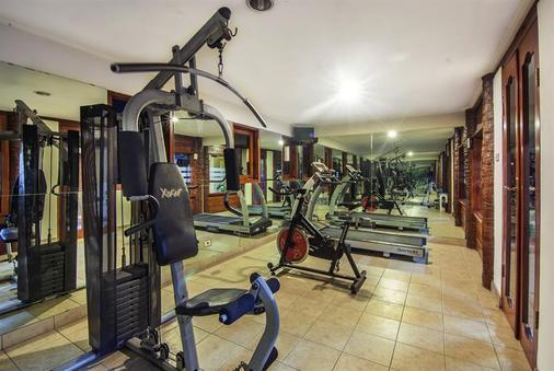 万隆阿里翁瑞士贝尔酒店 - 万隆 - 健身房