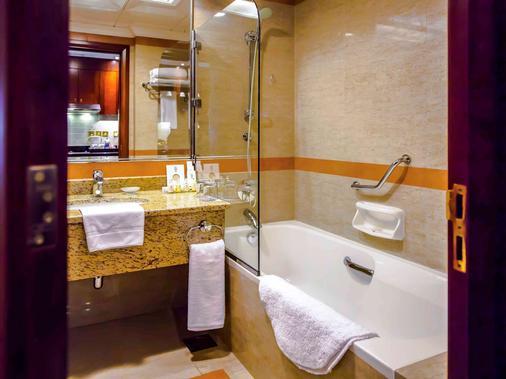 美爵公寓 - 阿布扎比 - 浴室