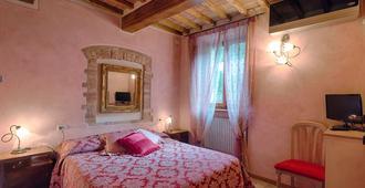 唐娜诺布尔酒店 - 圣吉米纳诺 - 睡房