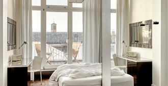 普尔酒店 - 法兰克福 - 睡房
