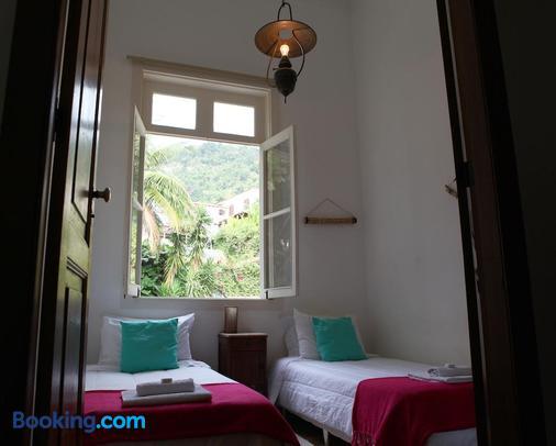 劳林达别墅酒店 - 里约热内卢 - 睡房