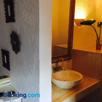 波尔托玛尔提斯酒店 - 阿基欧斯尼古拉斯 - 浴室