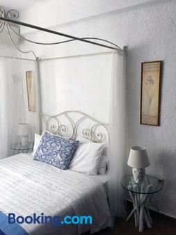 波尔托玛尔提斯酒店 - 阿基欧斯尼古拉斯 - 睡房