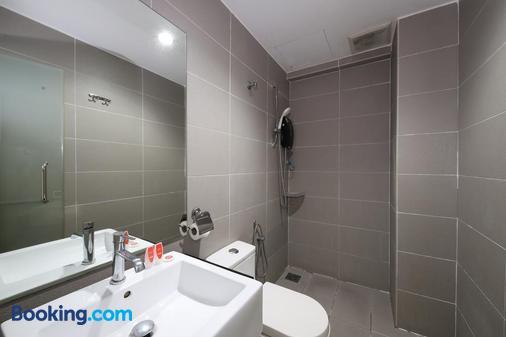 V花园酒店 - 吉隆坡 - 浴室