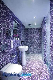 阿比托套房酒店 - 莱比锡 - 浴室