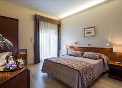 卡夏尼酒店 - 弗拉斯卡蒂 - 睡房