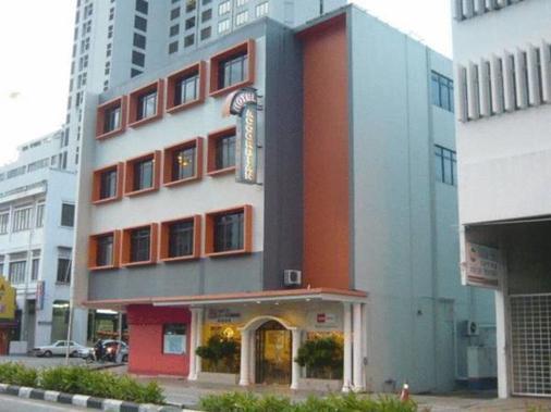 手风琴酒店 - 马六甲 - 建筑
