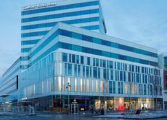 北欧之选酒店 - 于默奧 - 建筑
