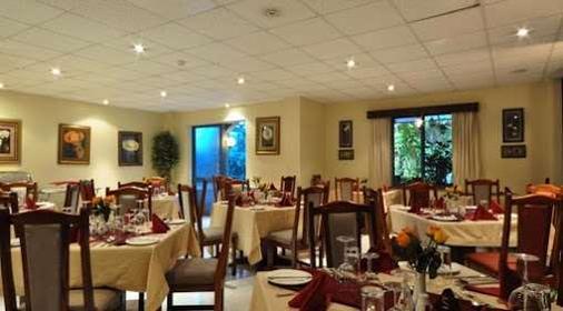 拉玛达酒店 - 内罗毕 - 餐馆