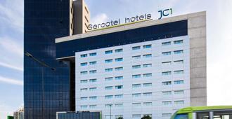 穆尔西亚斯考特而JC1酒店 - 穆尔西亚 - 建筑
