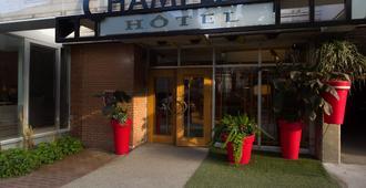 尚普兰酒店 - 魁北克市 - 建筑