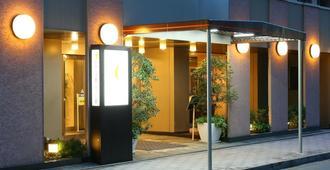 广岛法华俱乐部酒店 - 广岛 - 建筑